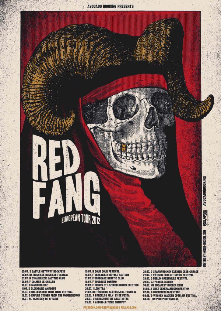 red-fang-euro-tour-2012