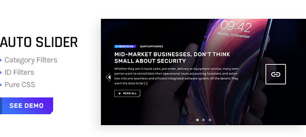 Firwl - Cyber Security WordPress Theme - 5